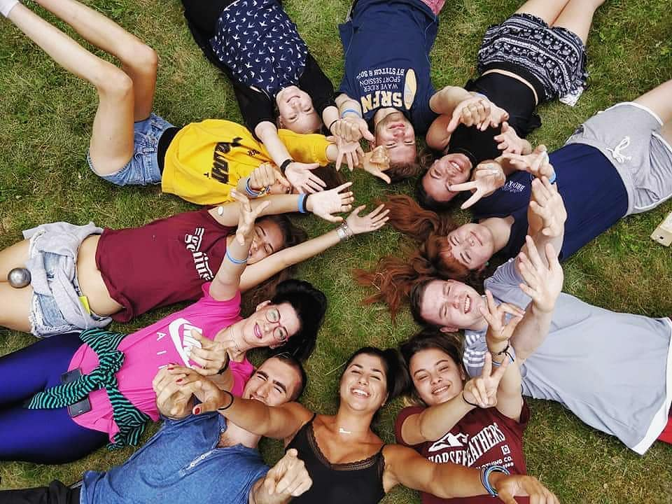 Fifth day at IDF Europe Youth Leadership Camp (YLC)